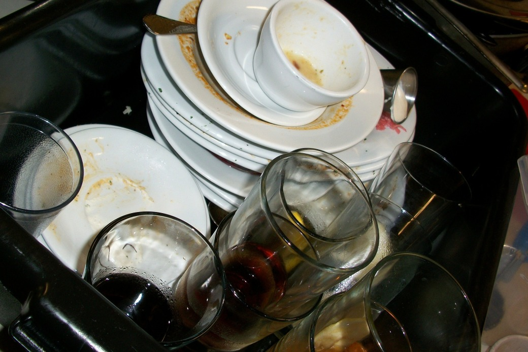 dishes-